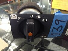 MERCEDES-BENZ W126 USED OEM HEAD LIGHT LAMP SWITCH 560SEL READY TO SHIP
