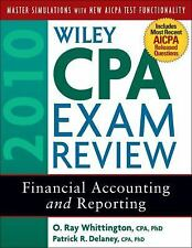 Wiley CPA Exam Review 2010, Financial Accounting and Reporting (Wiley Cpa Examin