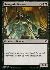 4x Renegade Demon | NM/M | Nissa vs. se Nixilis | Magic MTG