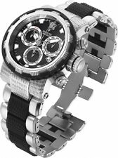 @NEW Invicta Reserve 48mm Capsule Sea Base Edition Swiss Made Quartz 17998 Black