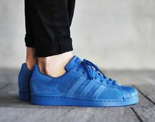 Adidas Originals Superstar Adi Pack Sneakers 11.5 New Pharrell Royal Blue Shoes