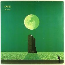"12"" LP - Mike Oldfield - Crises - A3637 - washed & cleaned"