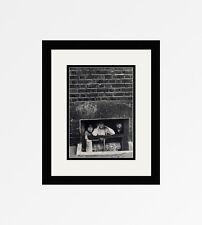 """Fabulous Antique Bill BRANDT 1930s Photogravure """"Children of London"""" Framed COA"""
