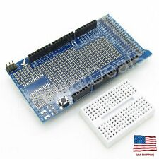 New Prototype Shield ProtoShield V3 + Mini Bread Board For Arduino MEGA