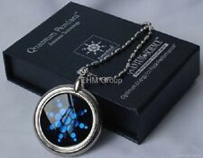 Quantum  Pendant Scalar Energy NEG IONS & EMF Bio Field Protection w/ Card 0081