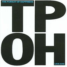 THE PURSUIT OF HAPPINESS--Love Junk--CD--1st Pressing