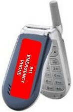 Emergency 911 Cell Phone With No Service Fees