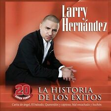 NEW - La Historia De Los Exitos by Larry Hernandez
