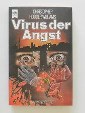 Christopher Hodder Williams Virus der Angst Roman Science Fiction Heyne Verlag