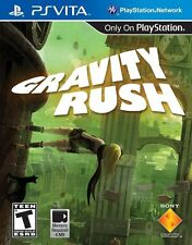 PS Vita Gravity Rush  *BRAND NEW. FACTORY SEALED* playstation vita psvita