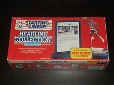 1992 STARTING LINEUP MAGIC JOHNSON BASKETBALL HEADLINE COLLECTION L.A. LAKERS