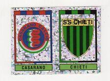 figurina CALCIATORI PANINI 1993/94 NUMERO 594 SCUDETTO CASARANO - CHIETI