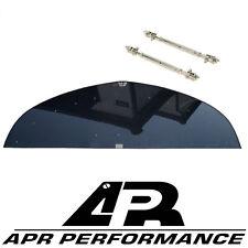 APR Carbon Fiber Front Wind Splitter Blade (Mitsubishi Lancer Evolution IX 9)