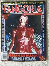 Fangoria Magazine # 321 March 2013 Rocky Horror Picture Show Last Exorcism