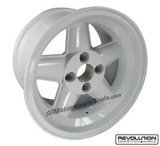 Revolution 5 Spoke Classic Rally Race Alloy Wheel 15 x 9 Escort Mk2 Group4 Fit