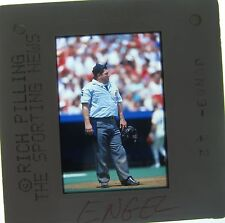 BOB ENGEL NATIONAL LEAGUE UMPIRE 1965-1990 umpired 3,630 GAMES ORIGINAL SLIDE 5