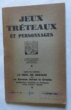 Jeux trétaux et personnages – 1936 – N°  56