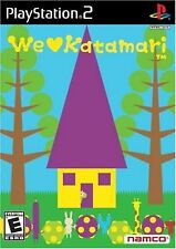We Love Katamari Playstation 2 Game PS2 New and Sealed