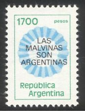 Argentina 1982 Invasion of Falklands/Military/War/Politics 1v o/p (n44503)