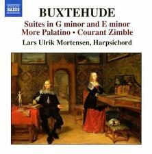 Buxtehude: Suites in G minor & E minor; More Palatino; Courant Zimble (CD,...