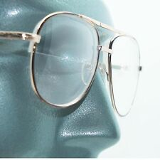 Reading Glasses Large Man Modern Aviator Straight Bifocal Tortoise Frame +3.00