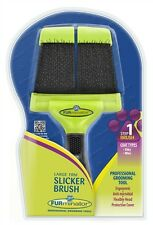 Furminator Slicker Brush Large Breed firm -  FREE SHIPPPING