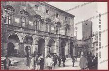 TERNI ORVIETO 11 PALAZZO COMUNALE Cartolina ca 1920 STABILIMENTI ALTEROCCA TERNI