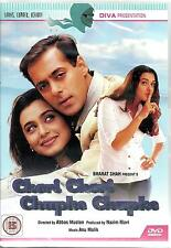 CHORI CHORI CHUPKE CHUPKE  - SALMAN KHAN - NEW BOLLYWOOD DVD - FREE UK POST