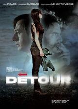 Detour (DVD) Luc Picard, Isabelle Guerard  NEW