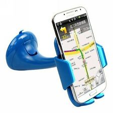 Universal 360° Rotating Windshield Car Mount for Smart Phones (Multiple Colors)