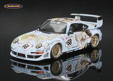 Porsche 911 GT2 elf Haberthur Le Mans 1998 Graham/Poulain/Maury-Lar,. Spark 1:43
