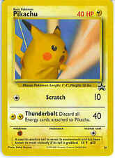 Pokemon NM 1x Pikachu 26 Black Star Promo x1 NM x 1 Snap