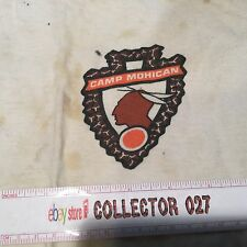Boy Scout T-Shirt Camp Mohican Cir; 1970's USED