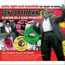 Goin' to a Happening - The Northern Soul of Richard Popcorn Wylie, Various Artis