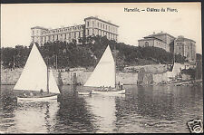 France Postcard - Marseille - Chateau Du Pharo  A8500