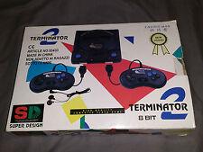 TERMINATOR 2 Konsole - Nintendo Clone Klon Famiclon - Sega Clone 8 bit SNES NES