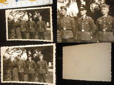Orig. Foto 2.WK Luftwaffe Dolch Portepee 3.Reich WWII Uniform Wehrmacht Photo