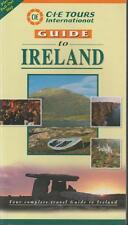 Ireland Travel Guide Pull Out Map History CIE Tours 2006 Insight London