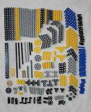 LEGO Technic NEW 200+ Studless Assorted Parts Pieces Bricks Beams Liftarms