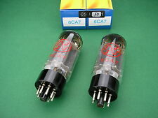 6CA7 JJ ELECTRONIC matched pair (2 Stück) NEU ~ EL34 -  tube amp