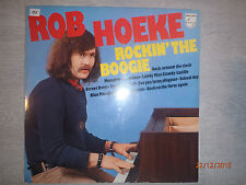 Rob Hoeke-Rockin The Boogie vinyl album