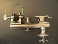 watchmakers lathe made by boley with heavy duty tailstock 8mm