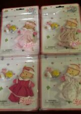 Baby born mini world Zapf creations lot of 8 clothes accessories doll