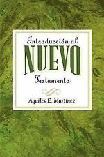 Introduccion al Nuevo Testamento : Introduction to the New Testament Spanish...