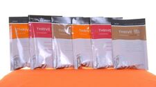 Le-Vel Thrive Premium Mix 6 Sample, 2 of ea Flavors Level protein meal shakes