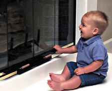 Safety Innovations Fireplace Door Guard Safety Lock Keep Kids Out - 33557
