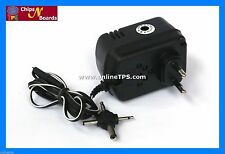9V 500mA Transformer Based Adapter Charger Power Supply for Electronic Circuit
