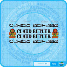 Claud Butler - Colstar - Special - Bicycle Decals Transfers Stickers - Set 14
