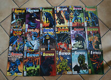 LOTTO 70 FUMETTO lingua inglese DC COMICS KNIGHTQUEST BATMAN F21