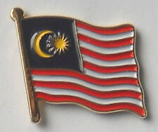 Malaysia Country Flag Enamel Pin Badge